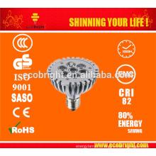 CE ROHS gu10 led spot usine de ningbo