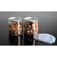 Pet Can com tampa de alumínio eoe para frutas secas (PPC-CSRN-029)