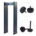 Exhibition Hall High Speed Detection Metal Detector Gate with 4 Zones