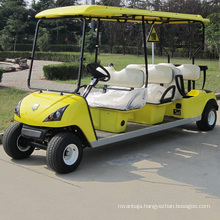 CE Certificated Cheap Wholesale 6 Seat Electric Golf Cart (DG-C6)