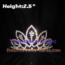 Vente en gros Pageant Crystal Crowns
