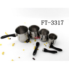 Stainless Steel Collapsible Milk Cup (FT-3317)