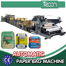 Bottomer Machine (Bottom-pasted cement bag making machine)