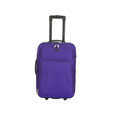 Populair Zipper Soft Shell Trolley