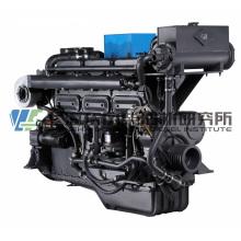198kw Una. 135 Series Marine Diesel Engine. Shanghai Dongfeng Diesel Engine for Marine Engine. Sdec Engine