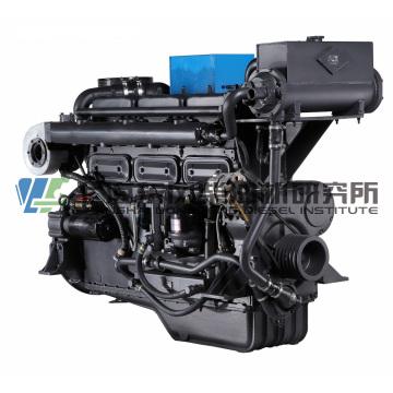 Marine 135, 220HP, Shanghai Diesel Engine for Generator Set, Dongfeng