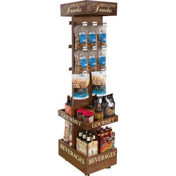 Medicine Store Stand Gesundheit Getränke Display Stand
