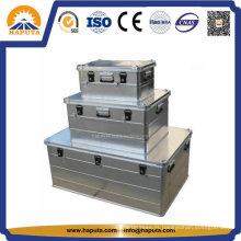 Caixa de recipiente de armazenamento de alumínio 3-em-1 (HW-5002)