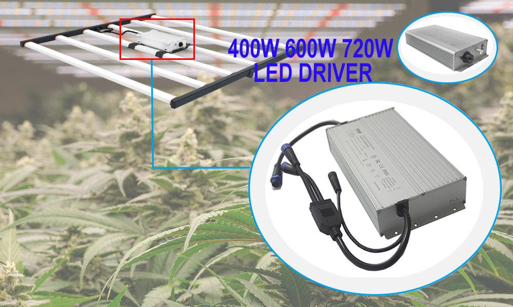 400 720w Grow Light Driver