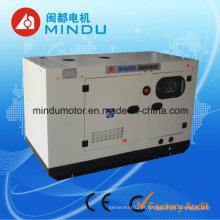 Gerador diesel silencioso usado fazenda de 40kw Weichai