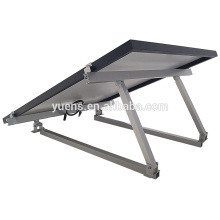 Montaje solar para el sistema de montaje fotovoltaico solar de techo plano