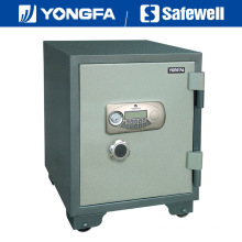 Yongfa 60cm Height Ale Panel Electronic Fireproof Safe with Knob