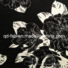 Tissu imprimé Rayon / Spandex (QF13-0700)