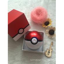 2016 Newest 9000mAh- 12000mAh Pokemon Power Bank Pokemon Ball Go Power Bank Charger