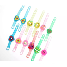 Bracelets de vinal vives coloré enfants