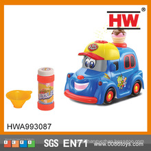 High Quality 22CM Musical Electric Bubble Car For Kids