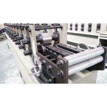 Máquinas formadoras de rolo de trilho de guia de trilho de porta de qualidade Ce e ISO