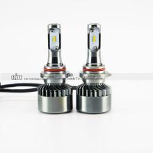 K6 9006 4800LM führte weißes Licht einzelne Lichtstrahlbirnen 40W 6000K des Scheinwerferlichtes mit CER, ROHS