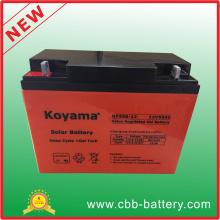 12V 50ah VRLA Deep Cycle Gel Power Speicher Akku Nps50-12