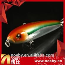 NOEBY 75mm Type d'appât artificiel attrait de pêche