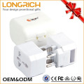 World Cup Promotional Gift International Multi-Nation Phone Charger Adapter