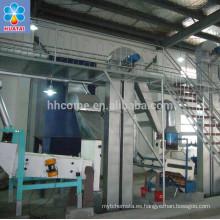 50TPD fábrica de equipos de aceite de semillas de vegetales populares