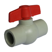 Low Price Wholesale High Quality All Plastic Ball Valve PPR Fittings For Water