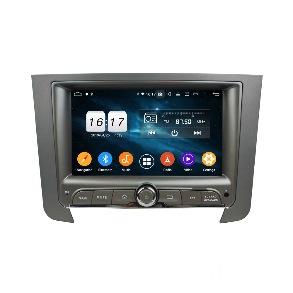 Car Stereo For Rexton