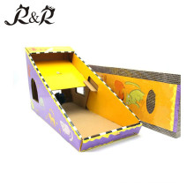 Multifunction Scratcher Cat Toy For Pets With Inside for Cat Playing CS-2002