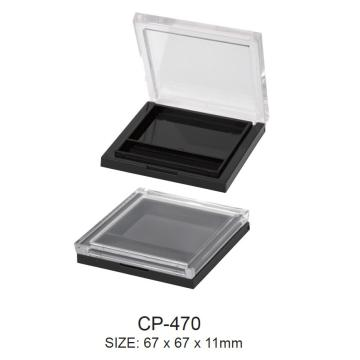 Square Cosmetic Compact Packaging