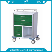 AG-GS006 Chariot médical vert foncé