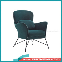 Low Profile Light Luxury Meeting Room Comfortable Leisure Leather Office Sofa Chair