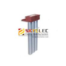 elemento de aquecimento elétrico de titânio industrial