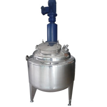 Stainless Steel Industrial Mixing Tanks with Agitator of Good Price