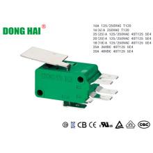 Micro-interrupteur multifonctionnel pour outils électriques