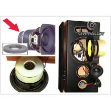 Ohmalloy 1j79 Bande souple pour haut-parleurs magnétiques blindés