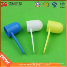 Precio favorable pluma de plástico personalizada de colores
