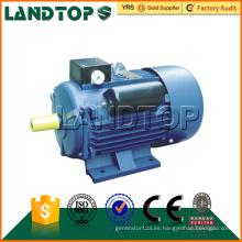 Motor eléctrico de inducción monofásico de la serie 0.25HP-10HP YC / YCL