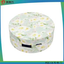 Fonte de alimentação móvel da forma da caixa de molho da beleza