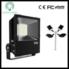 Projector impermeável do uso exterior 70W do diodo emissor de luz para o túnel do diodo emissor de luz da iluminação do jardim