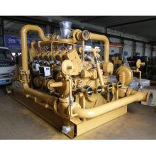 Planta de cogeneración Generador de energía Gas natural