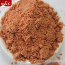New harvest wholesale best price organic goji powder
