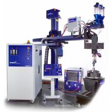 Machine de Pta de recouvrement de plasma pour la valve Horseshoe