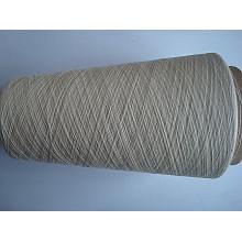 Organic Cotton Ring Spun Yarn -Ne30s/1 Raw White