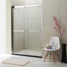 Pantalla de la ducha de cristal de la fabricación de China para la bañera
