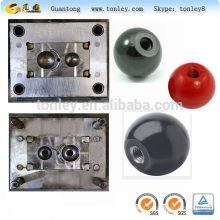 moldadas de injeção plástica de mão da pata para aparelhos eléctricos e ferramental