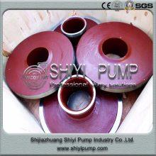 Heavy Duty resistente a los ácidos Centrífuga Cyclone Feed Slurry Pump Parts