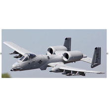 Серая пена модель самолет радиоуправляемый Электрический А10
