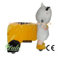 Chèvre paresseux Rider animaux Coin Operated Machine