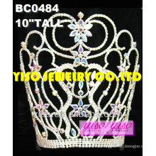 Damenschmuck Luxus Krone Tiara